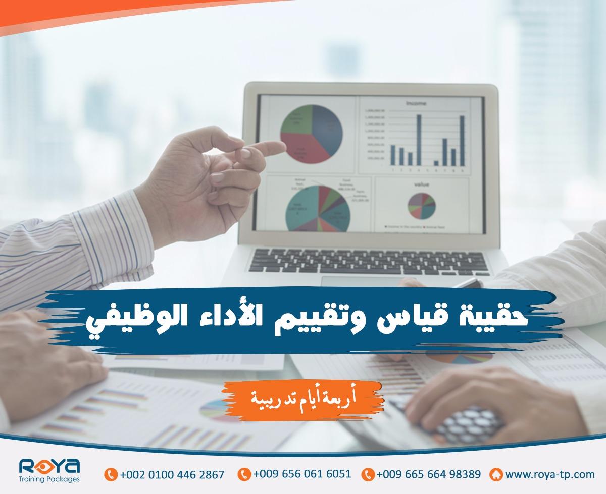 حقيبة قياس وتقييم الأداء الوظيفى من حقائب الموارد البشرية المقدمه من شركة رؤية